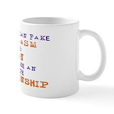 Women Can Fake Small Mug