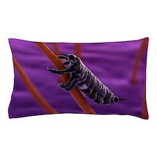Head louse, artwork Pillow Case