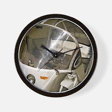 Moonbeam Vehicle Wall Clock