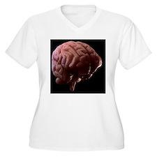Human brain, artw T-Shirt