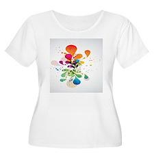 Color Drops T-Shirt