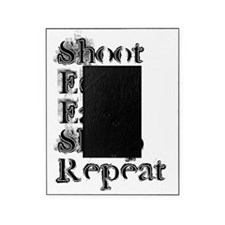 Shoot Edit Eat Sleep Repeat blk Picture Frame