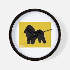 Bolognese iPet Wall Clock
