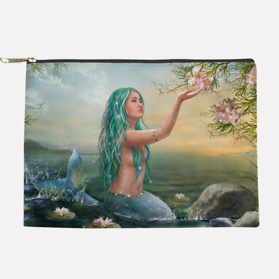 Marine Mermaid Makeup Pouch