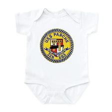 USS PARCHE Infant Bodysuit