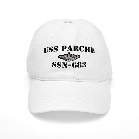 USS PARCHE Cap