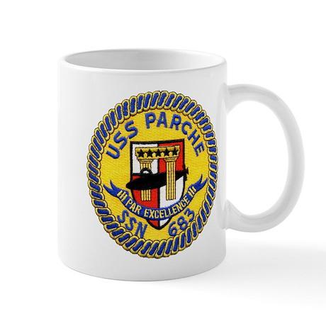 USS PARCHE Mug
