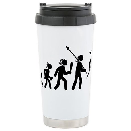 Tap-Dancing-AAH1 Stainless Steel Travel Mug