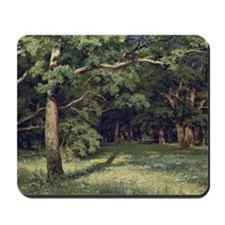 Ivan Shishkin The Forest Clearing Mousepad