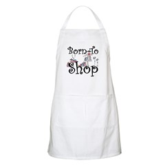 Born to Shop BBQ Apron