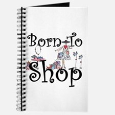 Born to Shop Journal