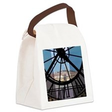 Musée d'Orsay and Paris Canvas Lunch Bag