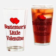 Bestemors Little Valentine Drinking Glass
