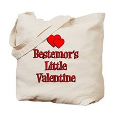 Bestemors Little Valentine Tote Bag