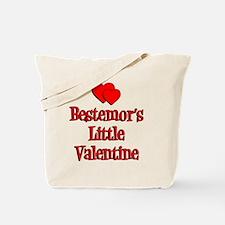 Bestemors Little Valentine Tote Bag