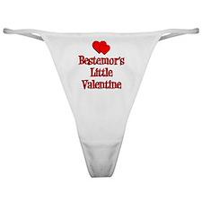 Bestemors Little Valentine Classic Thong