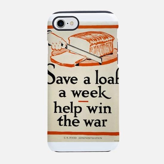 Save A Loaf A Week - Frederic G Cooper - 1917 - Po
