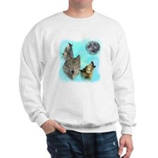Wolves Siney Grim Moon 0 Sweatshirt