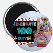 Teddy Bears 100 Days Magnet