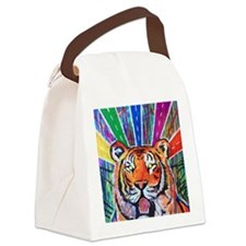 Mesmerized Canvas Lunch Bag