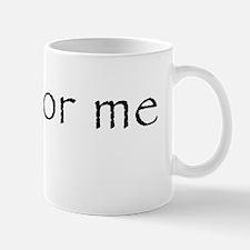 Pray for me Mug