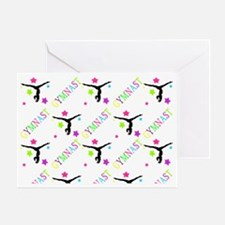 Pillow Case Greeting Card