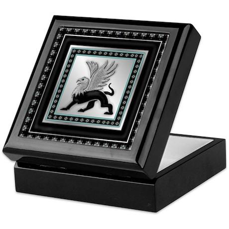 Griffin Magic Keepsake Box