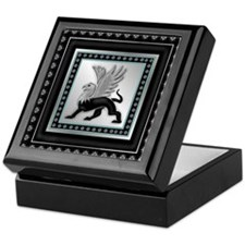 Griffin Magic Keepsake Box
