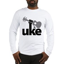 Uke Fist Long Sleeve T-Shirt