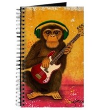 Funky Monkey Bass Player Journal