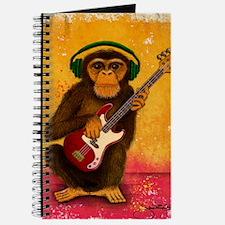 Funky Monkey Bass Player Journal