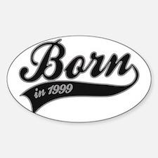 Born in 1999 - Birthday Decal