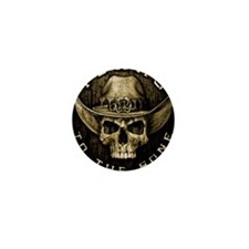Texas to the bone Mini Button