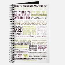 Manifesto Its Time To Kick BuTs Version 3 Journal