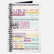 Manifesto Its Time To Kick BuTs Version 4 Journal