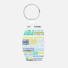 Manifesto Its Time To Kick  Keychains
