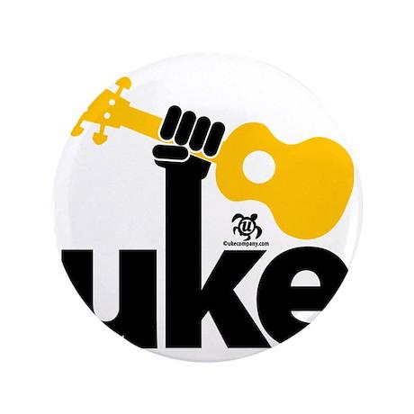 """Uke Fist 3.5"""" Button"""
