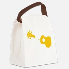Uke Fist Canvas Lunch Bag