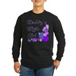 Daddy's Little Girl Long Sleeve Dark T-Shirt