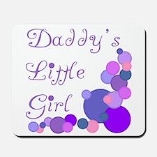 Daddy's Little Girl Mousepad