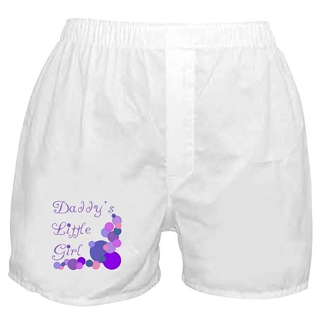 Daddy's Little Girl Boxer Shorts