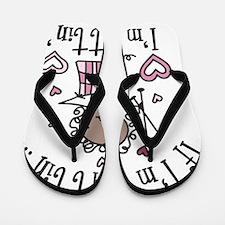 I'm Knittin' Flip Flops