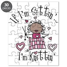 I'm Knittin' Puzzle