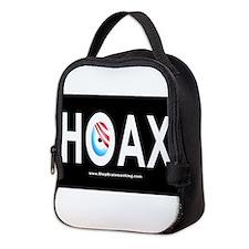Obama Hoax Neoprene Lunch Bag