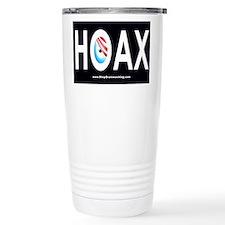 Obama Hoax Travel Mug