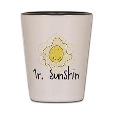 Mr. Sunshine Shot Glass