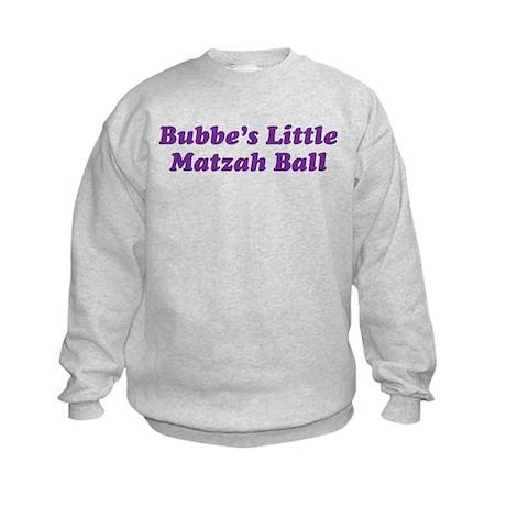 Little Matzah Ball Kids Sweatshirt