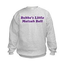 Little Matzah Ball Sweatshirt