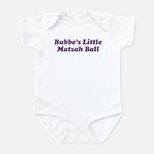 Little Matzah Ball Infant Bodysuit