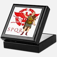 Caesar Keepsake Box